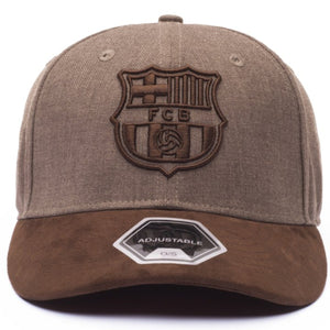 FI COLLECTIONS FC BARCELONA CAPITANO ADJUSTABLE HAT