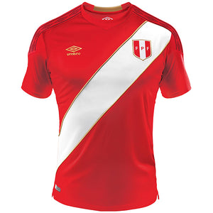 UMBRO PERU AWAY STADIUM JERSEY 2018