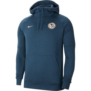 Nike Club America Men's Fleece Pullover Soccer Hoodie