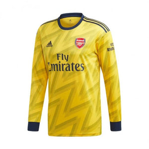 Adidas Men's Arsenal 19/20 Away Long Sleeved Jersey