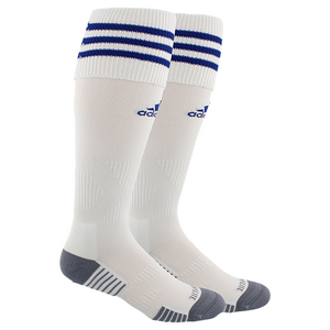 Copa Zone Socks III-White/Royal