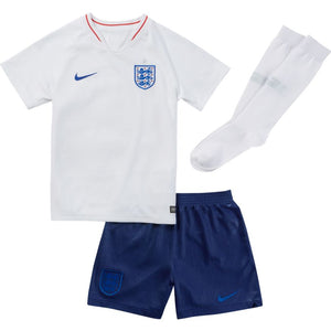 NIKE YOUTH ENGLAND HOME MINI KIT 18/19