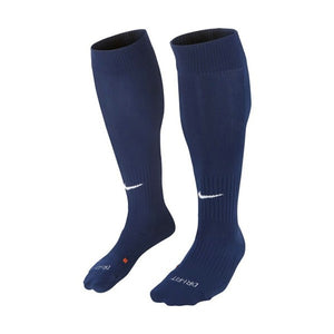 NIKE CLASSIC CUSHIONED SOCKS - NAVY