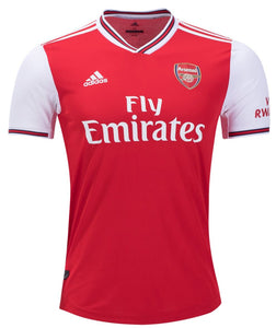 Adidas Men's Arsenal FC Authentic Soccer Jersey 2019/20 - Scarlet