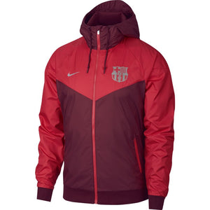 Nike F.C. Barcelona Full-Zip Windrunner