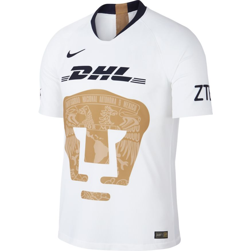Útil recinto solo  NIKE PUMAS UNAM AUTHENTIC HOME JERSEY 18/19 – TheColiseum Sports