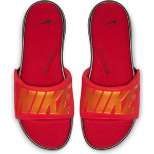 Nike Ultra Comfort 3 Slide - Red/Gold