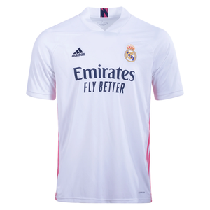 ADIDAS REAL MADRID HOME STADIUM JERSEY 20/21