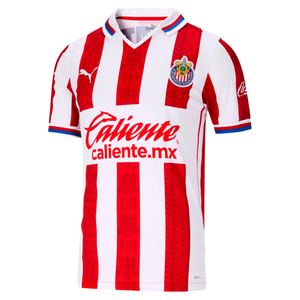 Puma Men's Chivas 20/21 Home Stadium Jersey