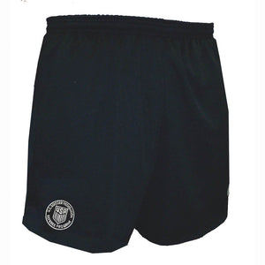 US Soccer Referee Coolwick Black Shorts