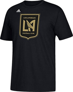 LA FC BLACK/GOLD T-SHIRT
