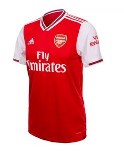 Adidas Men's Arsenal FC Home Jersey 19/20 - Scarlet