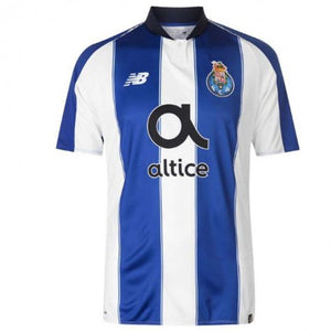 FC Porto Home Short Sleeve Jersey