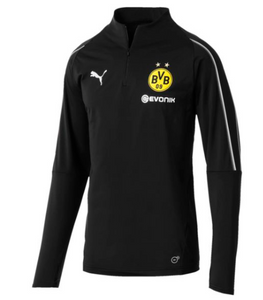 PUMA BVB 1/4 training Top - BLK
