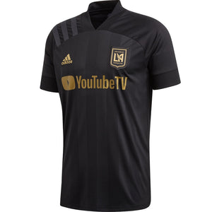 Adidas Youth LAFC Home Jersey 2020