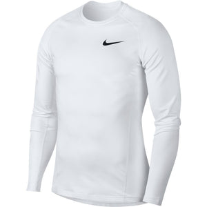 Nike Therma Men's White Top