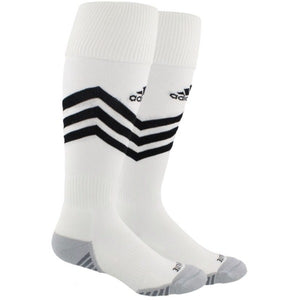 Adidas Mundial Zone Cushioned OTC Socks-  White/Black