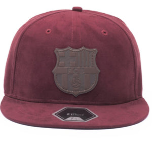 FI COLLECTIONS FC BARCELONA TIFOSO FITTED HAT