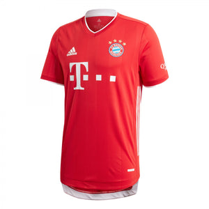 Adidas Men's FC Bayern Home Authentic Jersey 20/21