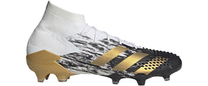 Adidas Predator 20.1 FG - White/Gold/Black