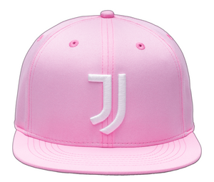 FI COLLECTION JUVENTUS RETRO CAPSULE SNAPBACK HAT-PINK