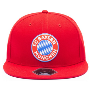 FI COLLECTION BAYERN MUNICH CULT FITTED HAT