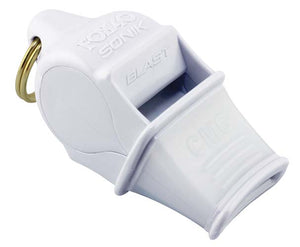 FOX 40 SONIK CLASSIC CMG OFFICIAL WHISTLE - WHITE