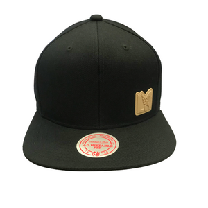 MITCHELL & NESS LOS ANGELES FC SMALL LOGO SNAPBACK