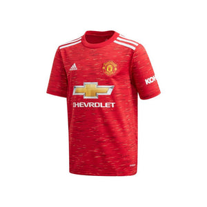 ADIDAS YOUTH MANCHESTER UNITED HOME JERSEY 20/21