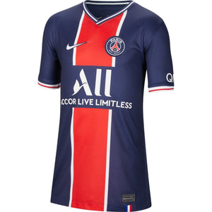 Nike Youth Paris Saint-Germain Stadium Home Jersey 20/21