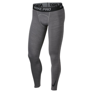 Nike Pro Therma Men's Grey Tights