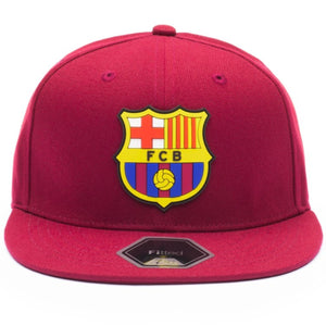 FI COLLECTIONS FC BARCELONA CULT FITTED HAT