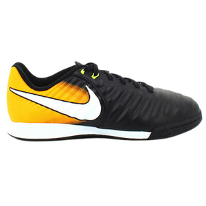 Nike Jr. TiempoX Ligera IV IC-Black/ Laser orange