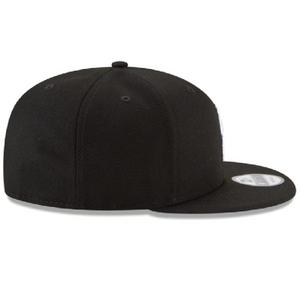 ST. LOUIS CARDINALS NEW ERA BASIC COLLECTION SNAPBACK 9FIFTY-BLACK AND WHITE