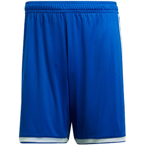 ADIDAS WOMEN'S REGISTA 18 SHORTS-ROYAL/WHITE