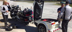 9 Problems with Pulling Motorcycle Trailers and How to Fix Them
