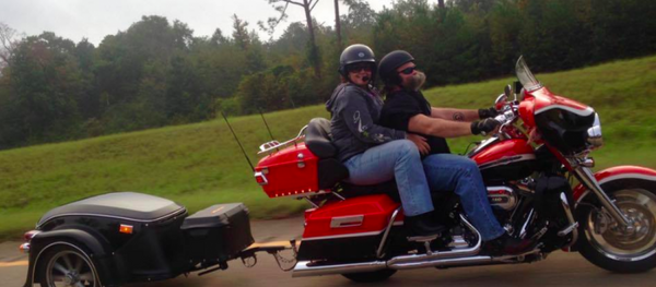 Take it Easy: A Simple Guide to Pulling a Trailer with your Motorcycle
