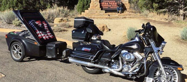 Packing Essentials and Tips for Your First Motorcycle Trailer