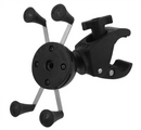 "RAM Mounts Tough-Claw Mount with X-Grip Cradle; Tough Claw X-Grip Phablet (max width 4.5"")"