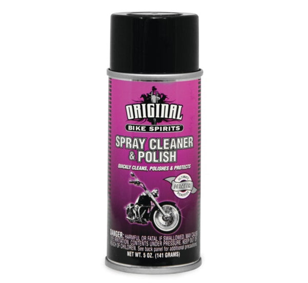 Original Bike Spirits Spray Cleaner and Polish; 14 oz.