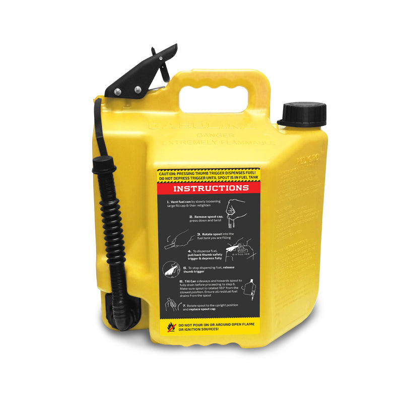 SureCan 5 Gallon Diesel Can