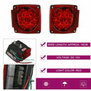 Tail Lights Run/Stop/Brake/Turn Rear LED Trailer