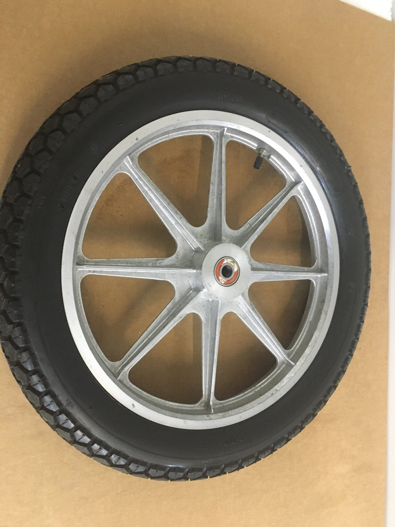 Clearance - Wheel Tire Assembly Used Spare