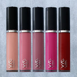 5pc Matte Liquid Lipstick Set