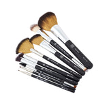 9pc Brush set