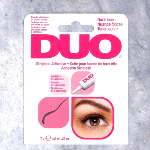 Duo False Eyelash Glue (Dark)