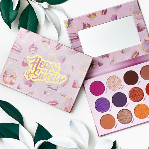 Heaps Of Sweets Palette by Shaaanxo