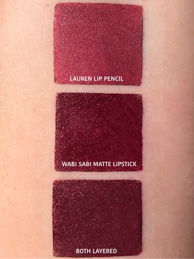 Lip Duo WABI SABI / LAUREN