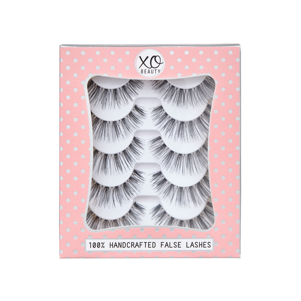 """The Romantic"" False Lash Set"