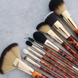 10pc Tortoiseshell Brush Set | LIMITED EDITION